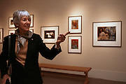 15837       Mrs. Voinovich visiting & Touring Kennedy Museum : Photos by Denise