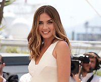 Actress Ana De Armas<br /> at the Hands Of Stone film photo call at the 69th Cannes Film Festival Monday 16th May 2016, Cannes, France. Photography: Doreen Kennedy