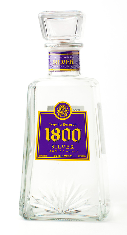 1800 Silver -- Image originally appeared in the Tequila Matchmaker: http://tequilamatchmaker.com
