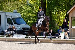 LÜDERS Ronald (GER), Fantastic Girl<br /> Redefin - Pferdefestival 2018<br /> Nürnberger Burg Pokal Qualifikation<br /> 05. Mai 2018<br /> www.sportfotos-lafrentz.de/Stefan Lafrentz