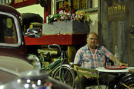 09/05/11 - RIOM - PUY DE DOME - FRANCE - Musee Guy BASTER. Old cars and bikes in Guy BASTER museum - Photo Jerome CHABANNE