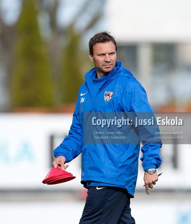 TPS - Inter. Veikkausliiga. Turku, 13.5.2013. Photo: Jussi Eskola