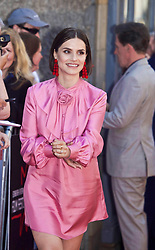 Actress Charlotte Riley attends premiere of Swimming with Men, Festival Theatre Edinburgh, pic copyright Terry Murden @edinburghelitemedia