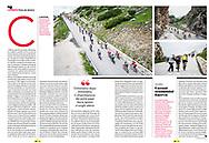 Maratona Dles Dolomites<br /> RCS Sportweek 2017.07.08<br /> page 58, 59