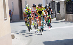 during Stage 3 from Skofja Loka to Vrsic (170 km) of cycling race 20th Tour de Slovenie 2013,  on June 15, 2013 in Slovenia. (Photo By Vid Ponikvar / Sportida)