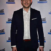 Ross Dines is a Music Manager Attend the Annual awards celebrating the best of British comic talent on 19 March 2018 at Pizza Express Live, Holborn, london, UK.