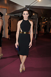 VICTORIA PENDLETON at the GQ Men of The Year Awards 2012 held at The Royal Opera House, London on 4th September 2012.