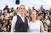 JULIA ROBERTS, JODIE FOSTER after the money monster movie photocall during the sixty ninth cannes film festival Thursday, May 12, 2016<br /> ©Exclusivepix Media