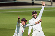 9 Apr 2017 - Surrey v Warwickshire Specsavers County Championship - day three