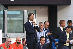 August 19, 2017 - Turin, Italy - Rastelli during the Serie A football match n.1 JUVENTUS - CAGLIARI on 19/08/2017 at the Allianz Stadium in Turin, Italy. (Credit Image: © Matteo Bottanelli/NurPhoto via ZUMA Press)