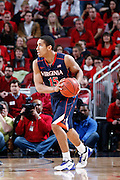 LOUISVILLE, KY - MARCH 7: Malcolm Brogdon #15 of the Virginia Cavaliers handles the ball against the Louisville Cardinals during the game at KFC Yum! Center on March 7, 2015 in Louisville, Kentucky. Louisville defeated Virginia 59-57. (Photo by Joe Robbins)
