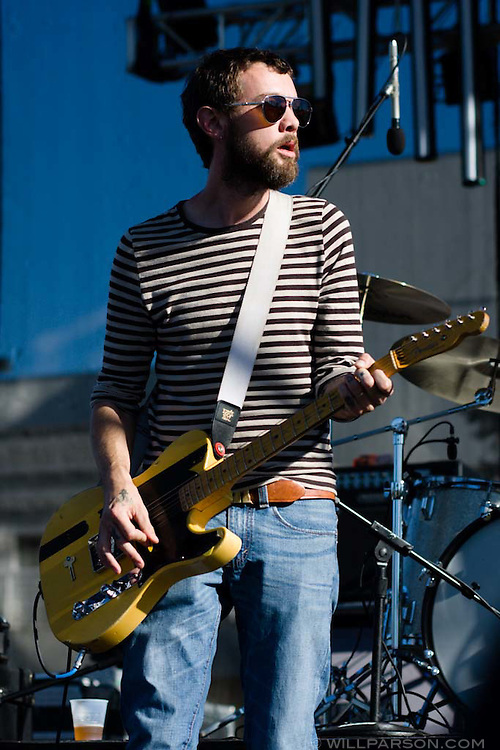 Sleepercar performs during the Sungod Festival at UC San Diego in San Diego, California on May 16, 2008.