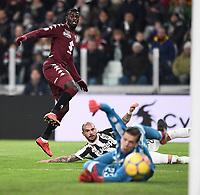 palo M'Baye Niang Torino <br /> Torino 03-01-2018 Allianz Stadium Calcio Coppa Italia Quarti di Finale Juventus - Torino foto Image Sport/Insidefoto