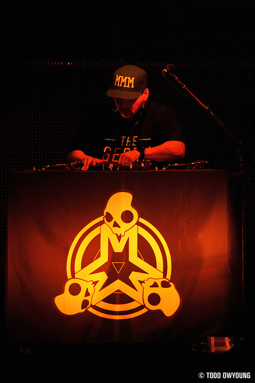 Mix Master Mike New York Music Photographer Todd Owyoung
