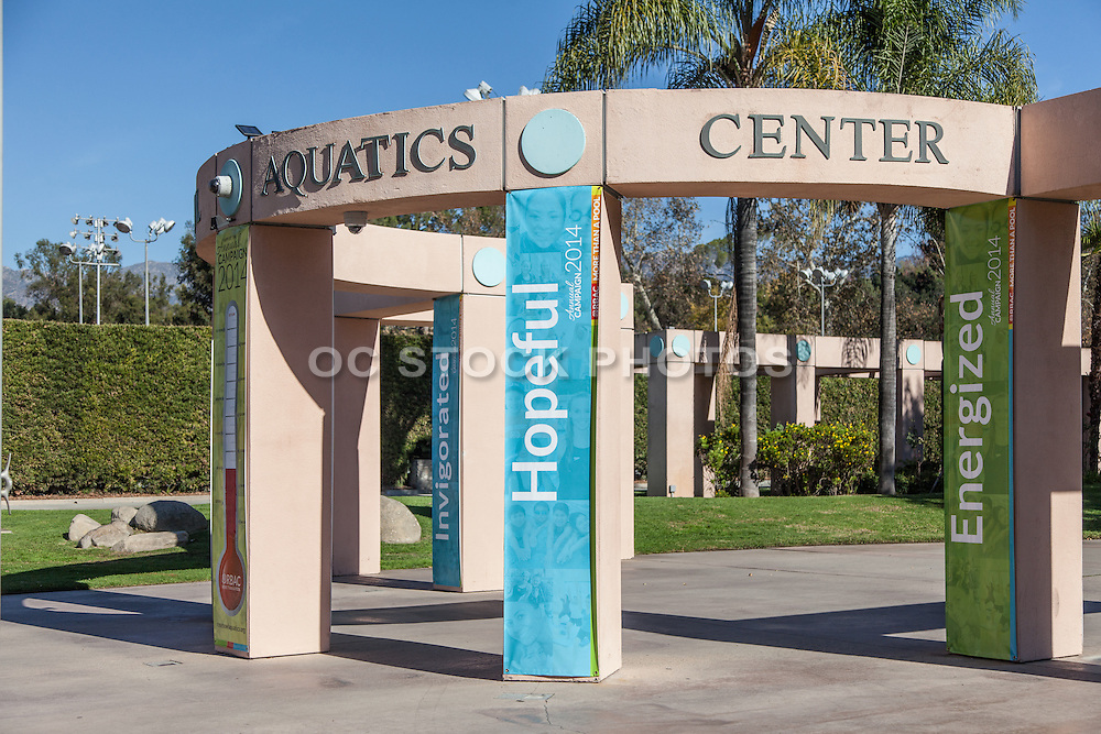 Rose Bowl Aquatics Center