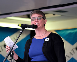Independence Rally, Glasgow, Saturday 2nd November 2019<br /> <br /> Pictured: Maggie Chapman<br /> <br /> Alex Todd | Edinburgh Elite media