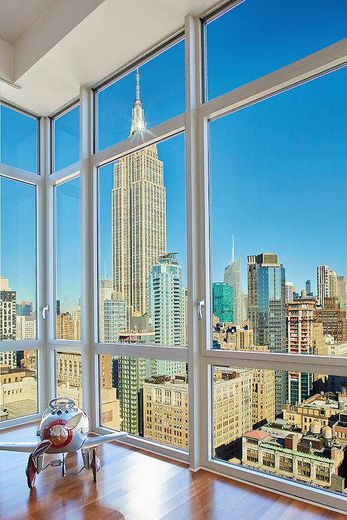 View from 39 East 29th Street, Penthouse