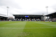 Craven Cottage Stadium during the EFL Sky Bet Championship match between Fulham and Wolverhampton Wanderers at Craven Cottage, London, England on 18 March 2017. Photo by Andy Walter.