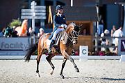 Danielle Heijkoop - Badari<br /> Nederlands Kampioenschap 2016<br /> © DigiShots
