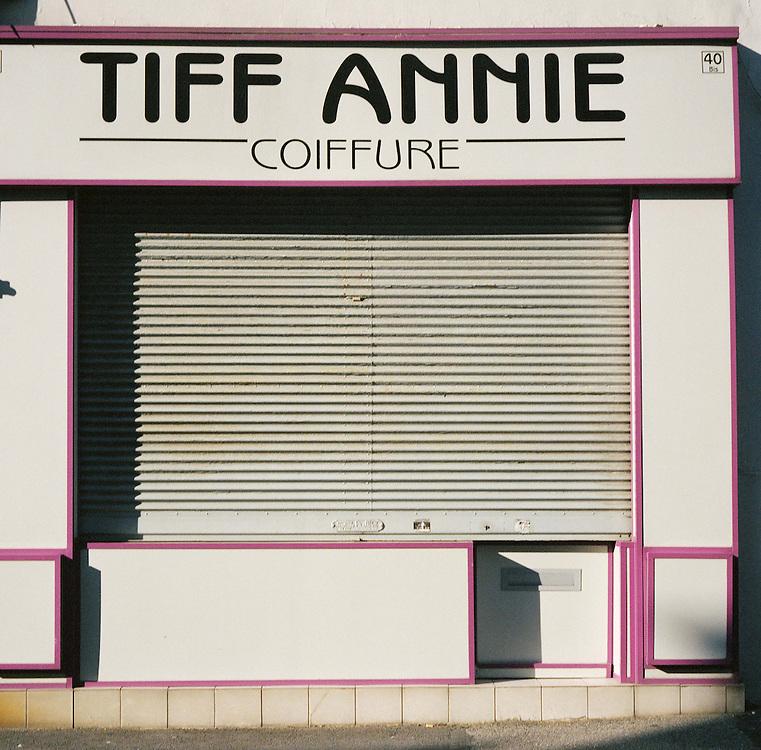 Tiff Annie Coiffure, rue Michelet.