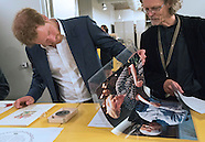 Prince Harry Views Mandela Archives