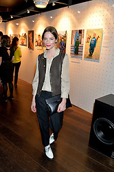 SIENNA GUILLORY at a party to celebrate the Astley Clarke & Theirworld Charitable Partnership held at Mondrian London, Upper Ground, London on 10th March 2015.