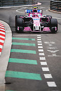 May 23-27, 2018: Monaco Grand Prix. Esteban Ocon (FRA), Sahara Force India, VJM11