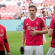 NLD/Amsterdam/20180408 - Ajax - Heracles, Nico Tagliafico
