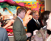 MARK GETTY; EDMONDO DI ROBILANT, David LaChapelle. The Rape of Africa. ROBILANT + VOENA. Dover st. London. 24 April 2010.