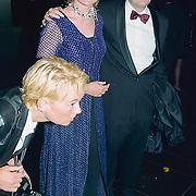 Gala Barcelona Aalsmeer, Ariane Meyer en partner, en Hlene Wiesenhaan