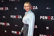 Premiere PENOZA - The Final Chapter in Pathe Tuhinski, Amterdam.<br /> <br /> Op de foto:  Monique des Bouvrie