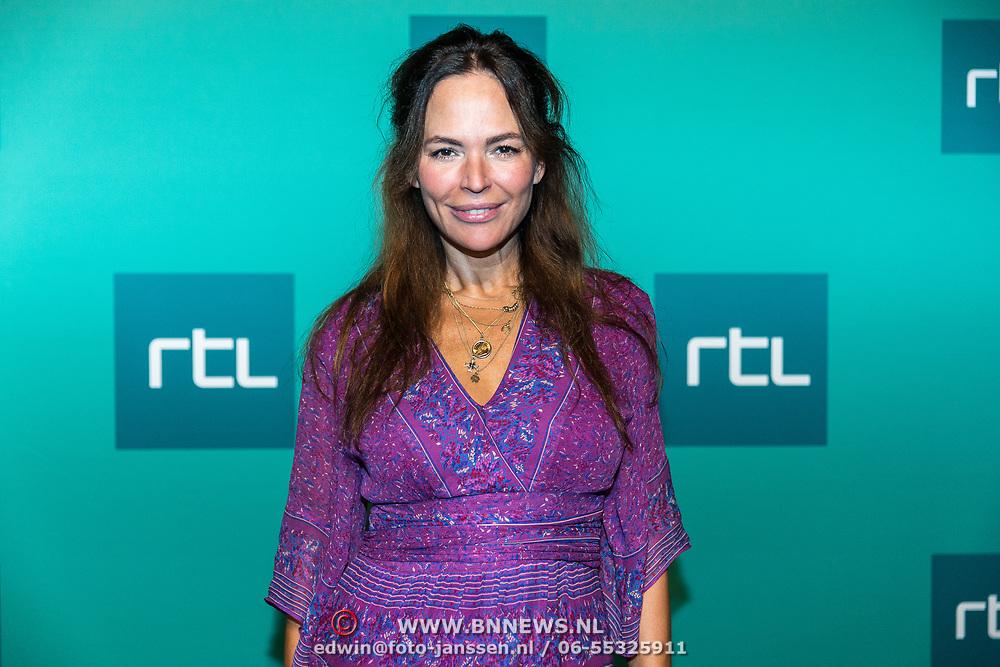 NLD/Halfweg20190829 - Seizoenspresentatie RTL 2019 / 2020, Evelyn Struik