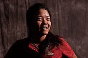 Scooby Liu during  portrait session prior to the second stage of LPGA Qualifying School at the Plantation Golf and Country Club on Oct. 6, 2013 in Venice, Florida. <br /> <br /> <br /> ©2013 Scott A. Miller