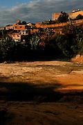 Ribeirao das Neves_MG, 08 de Julho de 2010...VEJA - CASO GOLEIRO DO FLAMENGO BRUNO ..Fotos na cidade de Ribeirao das Neves,cidade onde nasceu o goleiro Bruno,envolvido na morte da modelo Eliza Samudio..Campo de futebol proximo a casa onde Bruno morava...FOTO: MARCUS DESIMONI / NITRO