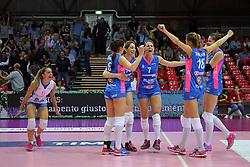 15-04-2016 ITA: Nordmeccanica Piacenza - Savino Del Bene Scandicci, Piacenza<br /> Floortje Meijners<br /> <br /> ***NETHERLANDS ONLY***