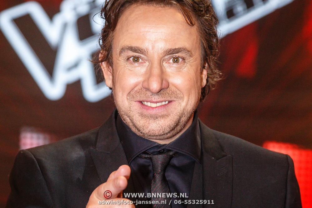 NLD/Hilversum/20160129 - Finale The Voice of Holland 2016, Marco Borsato