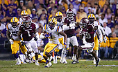 November 30, 2019: Texas A&M vs LSU SEC Football