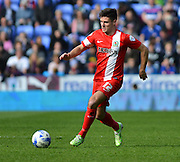 Blackburn Rovers Ben Marshall during the Sky Bet Championship match between Reading and Blackburn Rovers at the Madejski Stadium, Reading, England on 11 April 2015. Photo by Mark Davies.