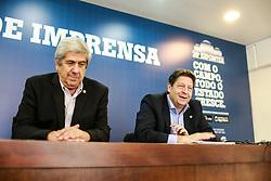 Coletiva de Imprensa ABAG na 38ª Expointer, que ocorrerá entre 29 de agosto e 06 de setembro de 2015 no Parque de Exposições Assis Brasil, em Esteio. FOTO:Jefferson Bernardes/ Agência Preview