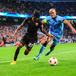 Manchester City v Roma | Champions League | 30 September 2014