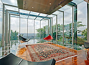 I photographed this glass room with a view for SA Home Owner magazine a couple of years ago. I believe it was an attorney's house overlooking Pretoria.