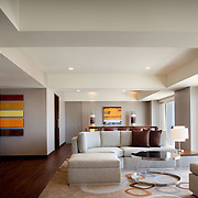 Photographs of Howard S. Wright Construction Remodel of the Grand Hyatt in San Francisco, CA Residential architectural photography example of Chip Allen's work.