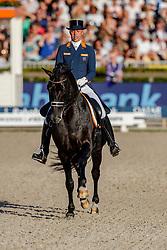 MINDERHOUD Hans Peter (NED), GLOCK'S DREAM BOY N.O.P.<br /> Rotterdam - Europameisterschaft Dressur, Springen und Para-Dressur 2019<br /> Longines FEI Dressage European Championship <br /> Grand Prix Special<br /> 22. August 2019<br /> © www.sportfotos-lafrentz.de/Stefan Lafrentz