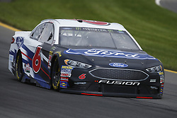 June 1, 2018 - Long Pond, Pennsylvania, United States of America - Matt Kenseth (6) brings his car through the turns during practice for the Pocono 400 at Pocono Raceway in Long Pond, Pennsylvania. (Credit Image: © Chris Owens Asp Inc/ASP via ZUMA Wire)