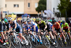 Gracie Elvin (AUS) during Stage 4 of 2020 Santos Women's Tour Down Under, a 42.5 km road race in Adelaide, Australia on January 19, 2020. Photo by Sean Robinson/velofocus.com