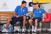DESCRIZIONE : Cagliari Torneo Internazionale Sardegna a canestro Italia Estonia <br /> GIOCATORE : Danilo Gallinari <br /> SQUADRA : Nazionale Italia Uomini Italy <br /> EVENTO : Raduno Collegiale Nazionale Maschile <br /> GARA : Italia Estonia Italy Estonia <br /> DATA : 13/08/2008 <br /> CATEGORIA : <br /> SPORT : Pallacanestro <br /> AUTORE : Agenzia Ciamillo-Castoria/S.Silvestri <br /> Galleria : Fip Nazionali 2008 <br /> Fotonotizia : Cagliari Torneo Internazionale Sardegna a canestro Italia Estonia <br /> Predefinita :