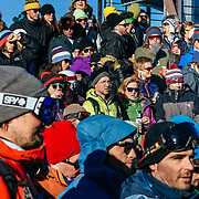 The crowd at the beginning of the 2015 Gelande Quaff.