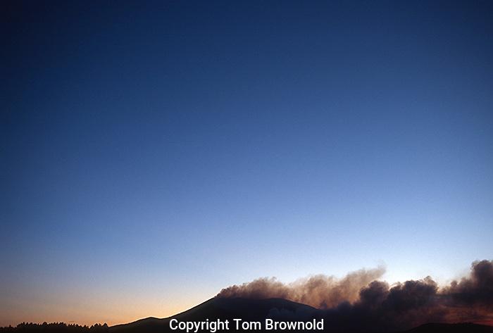 N. AZ forest fire