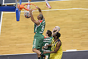 BERLINO 13 MAGGIO 2016<br /> BASKET EUROLEAGUE FINAL FOUR<br /> FENERBAHCE ISTANBUL - LABORA KUTXA VITORIA<br /> NELLA FOTO ADAM HANGA<br /> FOTO CIAMILLO