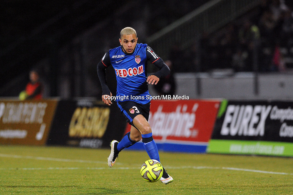 Layvin KURZAWA  - 07.03.2015 -  Evian Thonon / Monaco -  28eme journee de Ligue 1 <br />Photo : Jean Paul Thomas / Icon Sport<br /><br />  *** Local Caption ***